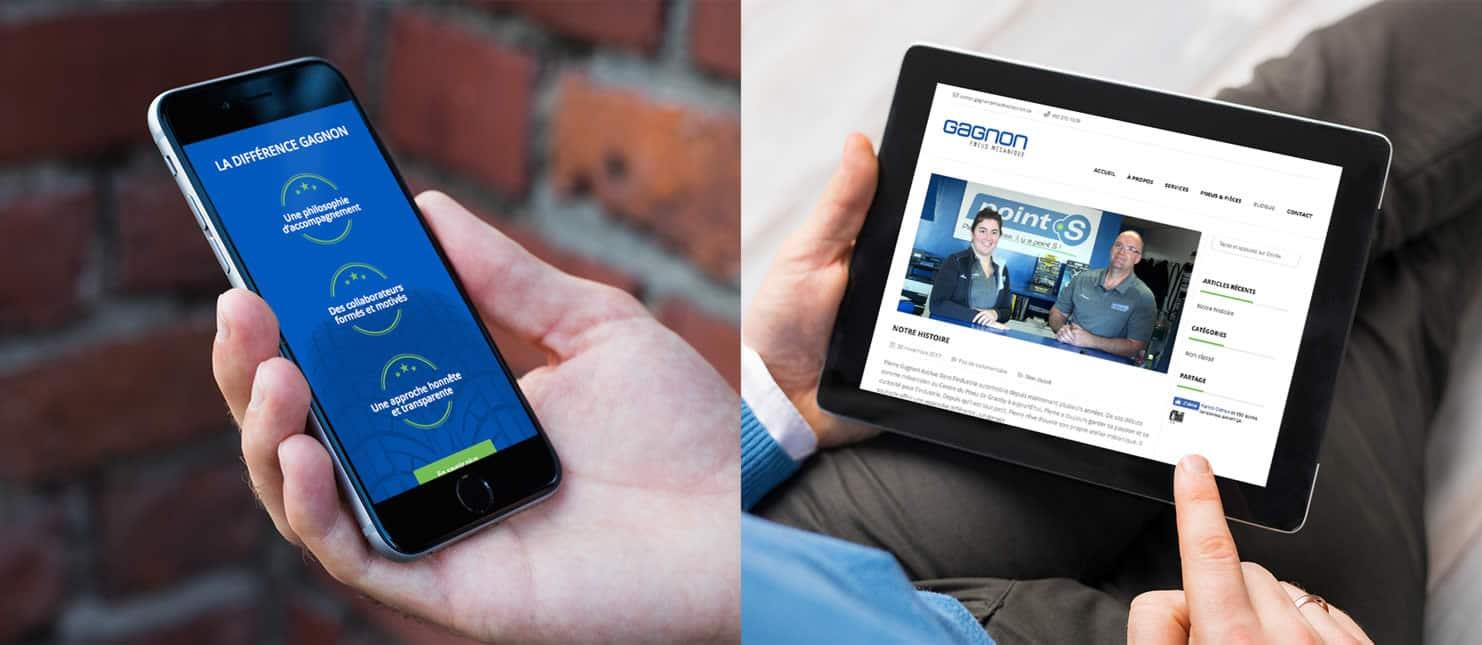Un diseño web atractivo que genere un aumento del tráfico